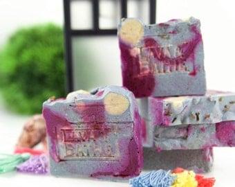 Healing Soap - Organic Soap, Handmade Soap, All Natural Soap, Handcraft Soap, Homemade Soap - 3oz for Dry, Sensitive, All Skin Type