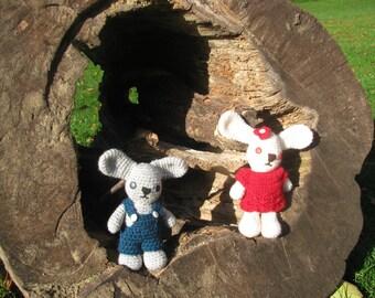Little beanies and teddies
