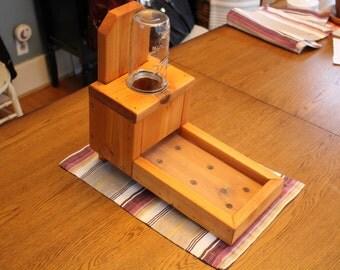 Handmade Birdfeeder
