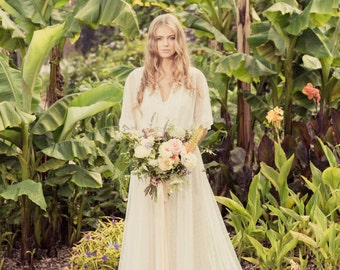 The Rowe gown from Amy Mair Couture's Dove collection