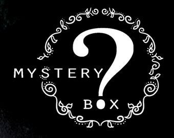 Mystery Box - Mystery Grab Bag - Bath Bombs, Sugar Scrubs, Bubble Bars - Random Grab Bag