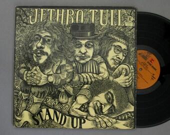 Jethro Tull - Stand Up - Vinyl LP Record Album Gatefold with Pop-Up