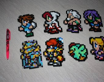 Final Fantasy V 5 FFRK Perler Art