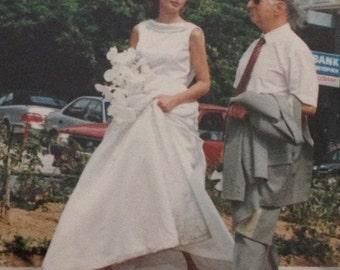 ESCADA haute couture wedding dress