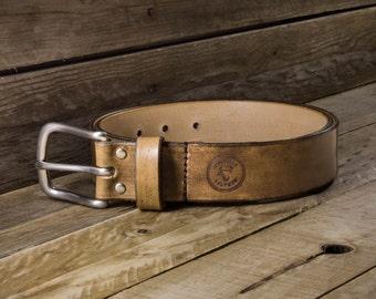 Colville Leather Belts, Leather belt, Mens belt, Handmade belt,