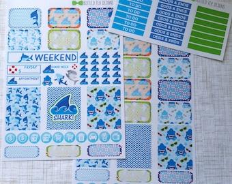 Shark Week Discovery Weekly Kit (Set of 34) Item #264