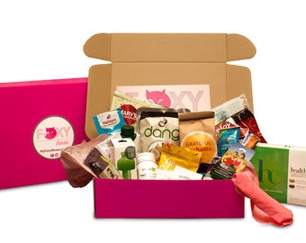 Vegan Care Package - For the Active Vegan!