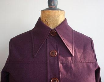 Vtg 70's Bobbie Brooks Shirt