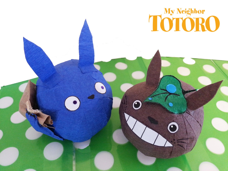 Totoro May: My Neighbor Totoro Surprise Ball