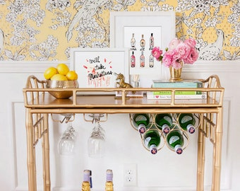 Build a better bar cart