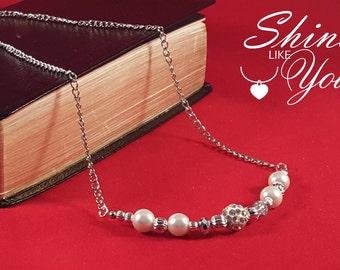 Little Sparkle Winter Necklace