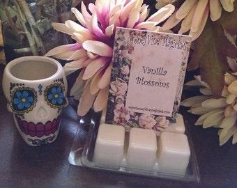 Vanilla Blossoms Soy Wax Clamshell Tarts