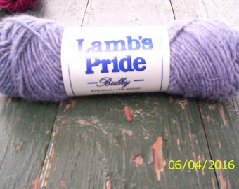 Lamb's Pride Bulky Blue Magic
