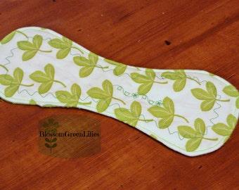 "8"" Cotton Light Cloth Pad Wingless"