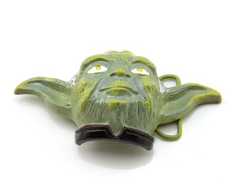 Yoda Belt Buckle