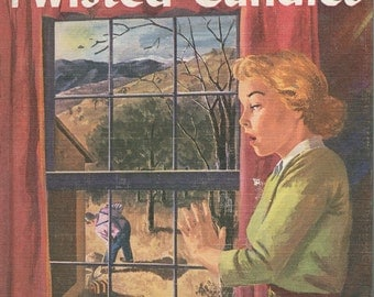 The Sign of the Twisted Candles, A Nancy Drew Mystery Stories Book #9