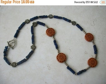 ON SALE Vintage Southwestern Necklace 51116