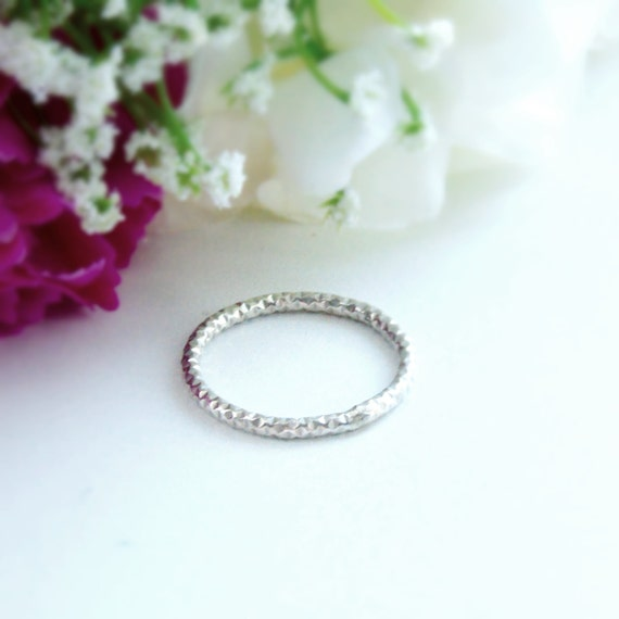 items similar to silver thumb ring sterling silver