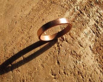 Cooper Ring, Men's Cooper Band, Men's Cooper Wedding Band, Cooper Wedding Band, Cooper Wedding Ring, Men's Cooper Wedding Ring, Rustic Ring