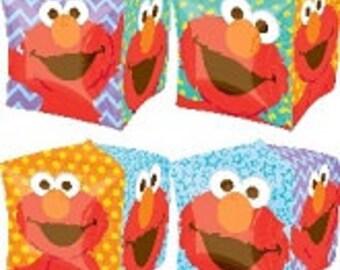 Elmo Balloon, Square Balloon, Sesame Street Theme, Sesame Street Balloon, Party Balloon, Party Decoration, Birthday Party, Kids Party,