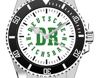 Deutsche Reichsbahn Motiv Uhr 1172