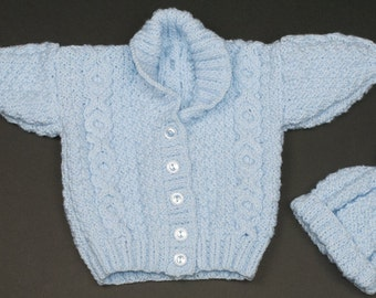 Childs Jacket & Hat