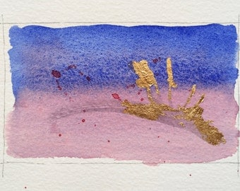 Free Movement : Part One. Original Abstract Art