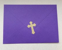 30 gold glitter cross stickers, christening envelope seal, baby baptism  decoration, church, religious stickers
