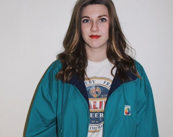 Fun Vintage 90s Sanitas Jacket size large