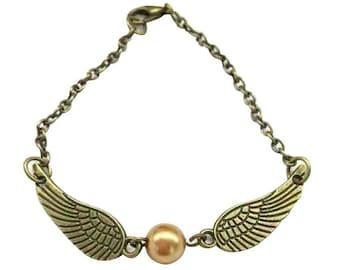 Pearl Angel Wings