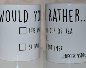 Quirky Saying Mug, Funny Slogan Mug, Mug With Slogan, Mug with Quirky Saying, funny Mug, slogan Mug, Quirky Gift, Small Gift Idea