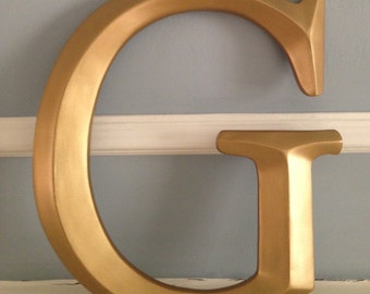Large wall letter, Large G, Initials, Monogram, Custom wall letter, Photo wall letter, Photo shoot prop, Any color