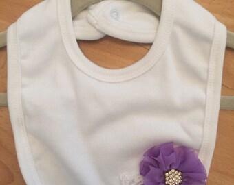 Baby Embellished Bib
