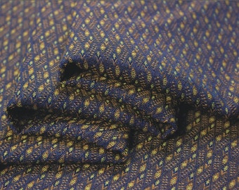 Jacquard Damask Fabric - 20 inches long X 59 inches wide