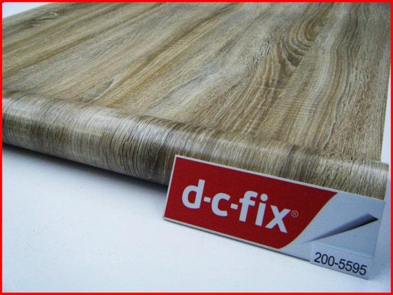 contact paper dc fix 90cm x 2m wood grain design effect self adhesive vinyl sticky back contact. Black Bedroom Furniture Sets. Home Design Ideas