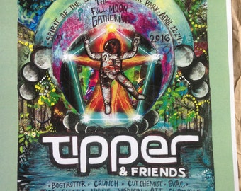 Tipper and Friends Poster