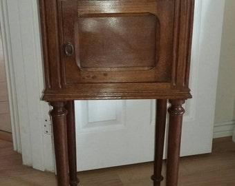 Antique French Pot Cupboard