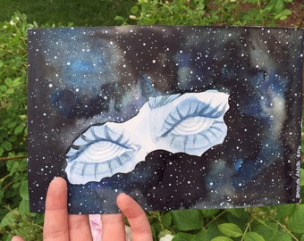 Starry Eyes (Blue Original)