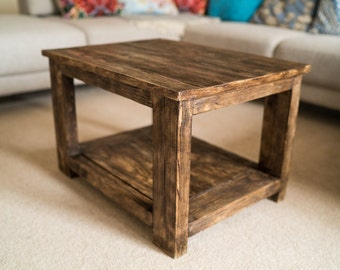 Coffee Table Reclaimed Wood Coffee Table Rustic Coffee Table