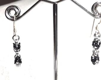 Small Byzantine Earrings