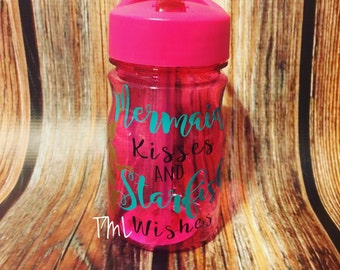 Kids Monogrammed Sippy Cup/ Kids Straw cup