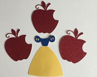 Snow White cutouts