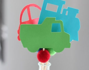 """Cake Topper - """"Ready to Roll"""""""