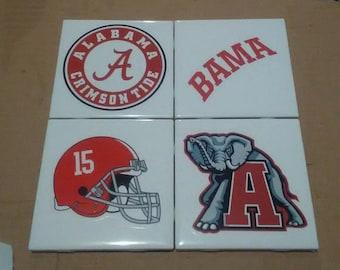 Alabama Coaster Sets