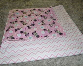 Soft Baby Blanket - Mini Mouse
