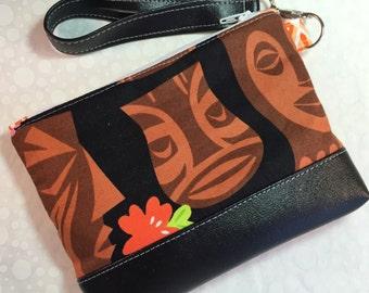 Tiki Gods Faux Leather
