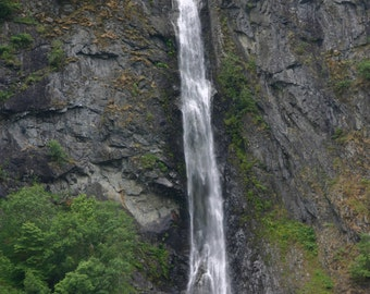 Travel Photography, Fine Art Photography, Norway, Fjords, Waterfall