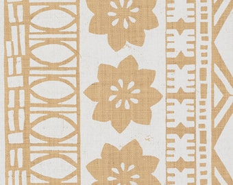 Wallpaper- Schumacher MRS. HOWELL Palm by the Yard