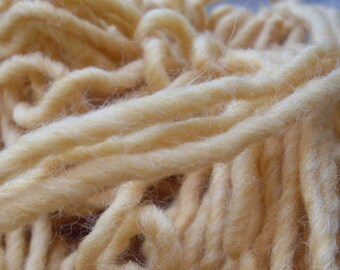 WOOL YARN /100% Merino Wool/wool yarn 100g/yarn/bulky wool yarn/handspun yarn/chunky yarn/110 yards
