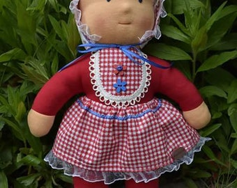 Waldorf doll baby - gift for girl